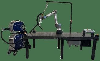 RBCobot UR10e MIG/MAG-W