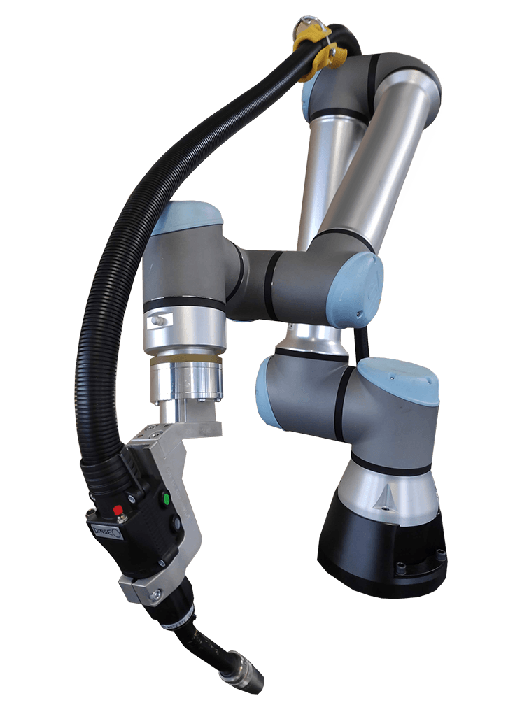Universal Robots Robotic arm as the welding robot RBCobot